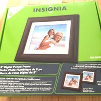 Digital Picture Frame 8in