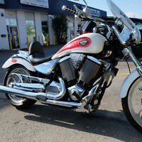 Only $110.00 per month. 2004 Victory Vegas 92 EFI