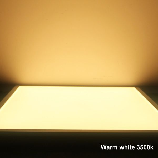 Suspended Ceiling Lights 600mm X 600mm : W warm white led panel suspended ceiling light