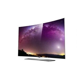 Brand new in box LG 4K UHD 3D Curved OLED TV
