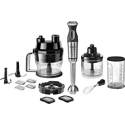 Bosch MSM881X2 Küchenmaschine Mixer Rührer Stabmixer Edelstahl-Mixfuß