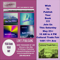 Discover the truth about book publishing in Canada