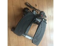 Body Sculpture BS1370 Twist Stepper with Bungee Cords