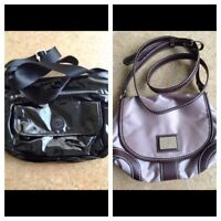 Kipling and Lancel Cross Body Bags