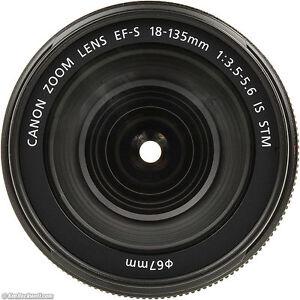 Objectif Canon EF S  18-135mm     IS   (Stablilsateur)