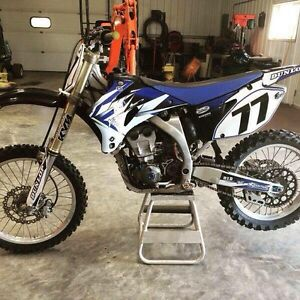 2007 YZF 250 Price Lowered (3000$) Need Gone ASAP