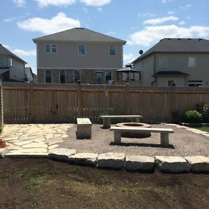 Booking for spring 2017 Handcrafted Interlocking Stone Projects  Cambridge Kitchener Area image 2