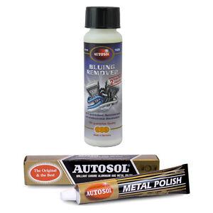 autosol bluing remover stainless steel cleaner restorer. Black Bedroom Furniture Sets. Home Design Ideas