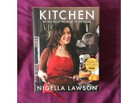 Selection of cooking books.
