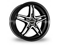 "Brand New Genuine Alutec 20"" VW Transporter T6 T5 alloy wheels Load Rated 1000kg each RRP£800 BMW X5"