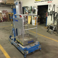 GENIE IWP 19 PORTABLE MAN LIFT
