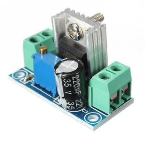 Régulateur Tension LM317 Voltage Regulator Module Adjustable