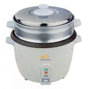 Brand New 220volt 2.8 litre Black & Decker Rice Cooker