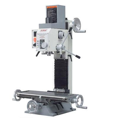 Elmag - MFB 20 Vario - Getriebe-Fräs- und Bohrmaschine 230 V