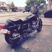 1983 Honda Gold wing GL motorcycle