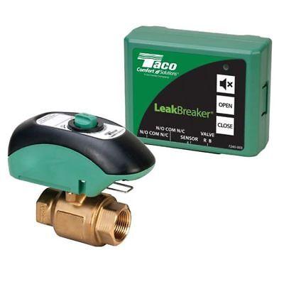 """Taco LeakBreaker® Water Heater Shut-Off - 3/4"""" NPT"""