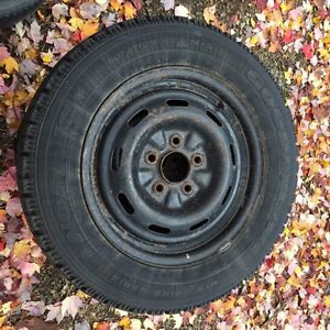Pneus /  tires West Island Greater Montréal image 1