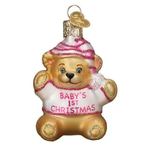 Old World Christmas BABY