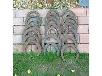 Old Horse Shoes