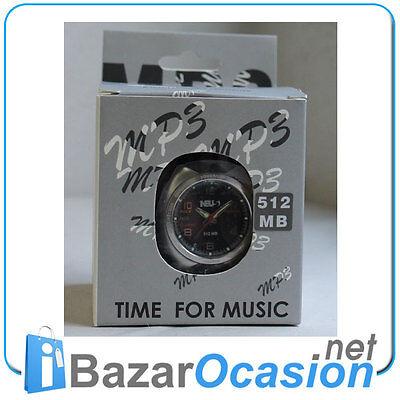 Uhren Neus mit MP3 und Aufnahme Stimme 512 MB ()