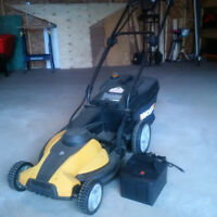 WORX, 3-in-1 Lawn Mower for Sale...Excellent Condition!!