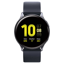 Samsung Galaxy Active 2 Smartwatch 40mm Black SM-R830NZKCXAR