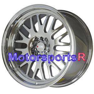 18 XXR 531 Platinum Staggered Rims Wheels 5x114 3 99 04 ... Xxr 531 Platinum Mustang