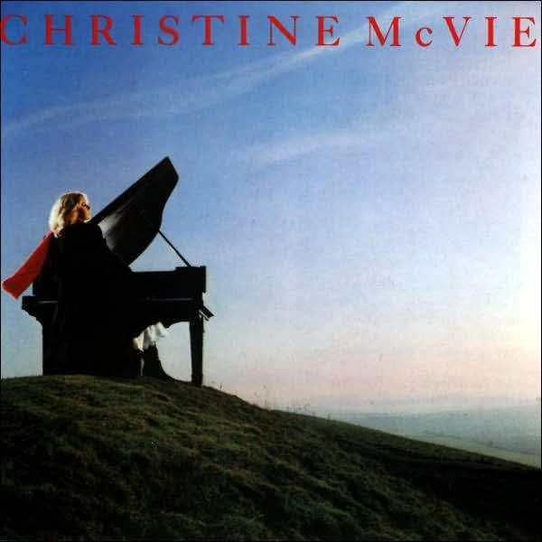 CHRISTINE McVIE - Christine McVie - CD New Sealed