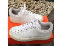 Nike Air Force 1 trainers uk size 5.5