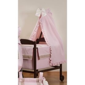 Spanish baby cosytoes, car seat covers, cribs, cotset & change bags