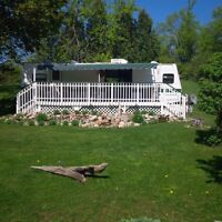 REDUCED! Terry Travel Trailer In Well Established Trailer Park