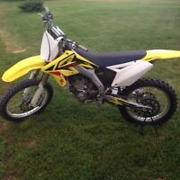2008 RMZ 250 FOR SALE! REDUCED PRICE