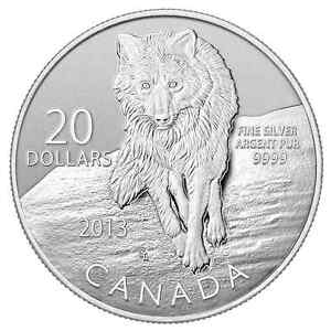 Royal Canadian Mint $20 for $20 Series Pure Silver Coins Kitchener / Waterloo Kitchener Area image 5