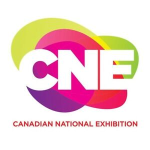 2 CNE ADMISSION TICKETS