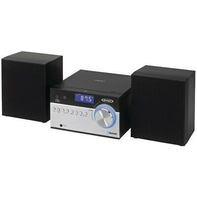 JENSEN CD Player Music System Bluetooth Digital AM FM Stereo