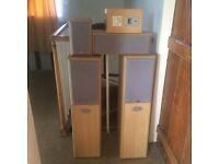 Full set of Eltax speakers