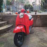 Honda Jazz scooter 2009