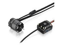 Hobbywing Xerun Xr10 Pro G2 Esc W// V10 G3 5.5T Sensored Brushless 38020281