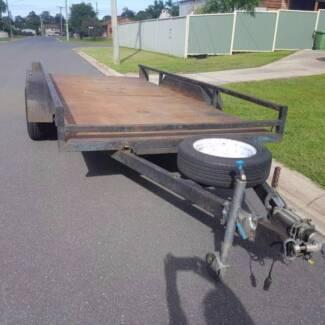 $50 car trailer hire
