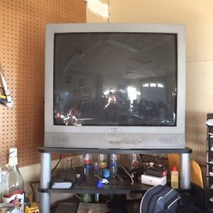36 inch tv and stand