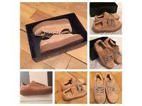 Creepers Puma Rihanna Oat Unisex Shoes Girls Womens Footwear Trainers