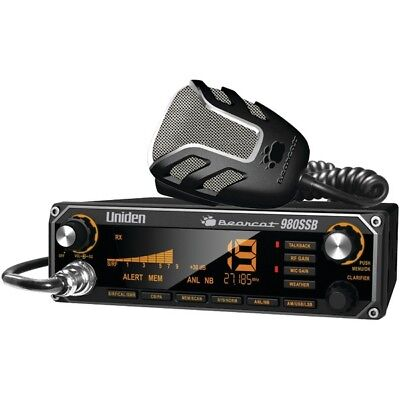 UNIDEN 2-WAY RADIO BEARCAT980SSB       UNIDEN CB COLOR B/L N