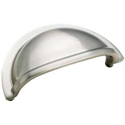 Amerock Advantage - 25-Amerock Advantage Sterling Nickel Cabinet Door Drawer Handle Pull BP4235-G9