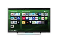 Sony KDL40W705C LED HD 1080p Smart TV, 40 Freeview HD Built-In Wi-Fi
