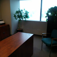 OFFICE SPACE - FLEXIBLE TERMS/NEXT TO LRT & PARKING INCLUDED