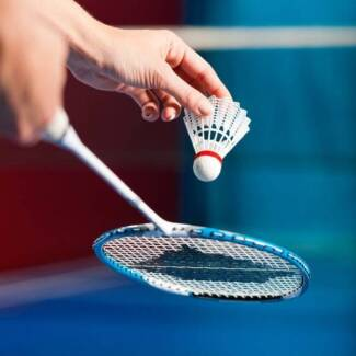 WOULD YOU LIKE TO PLAY SOME BADMINTON? Clayton Monash Area Preview