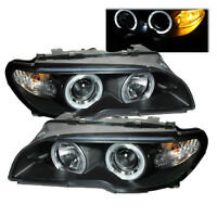 E46 Projector headlight with Halo Angel light