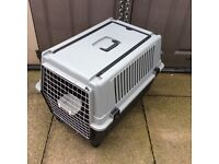 Ferplast animal/pet/dog carrier crate cage