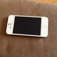 iPhone 4S - 12GB Carrier; Rogers