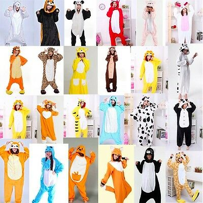 New Animal Kigurumi Costume, Kigurumi Pajamas - Animal Hooded One Piece for - Animal Costumes For Sale